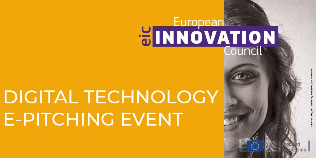 Meet 7 promising EU-backed Tech Startups at the e-pitching event on the 4th of March